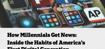 Why Millennials Aren't Consuming Mass Media