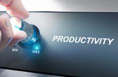 Productivity Gains.
